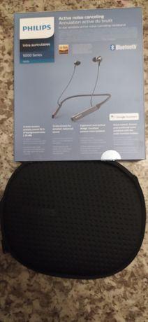 Słuchawki bezprzewodowe philips TAPN505BK