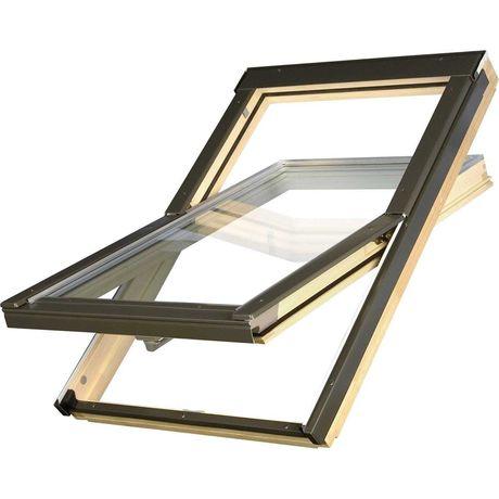 Sprzedam  2 nowe okna dachowe OKPOL trzyszybowe 78x140 z kołnierzem