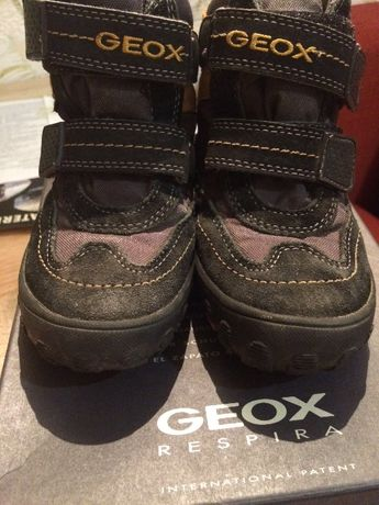 Продаются зимние ботинки Фирмы Geox