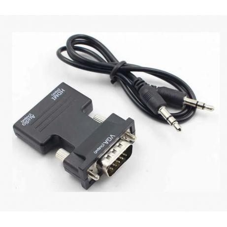 Конвертер с HDMI на VGA OUT