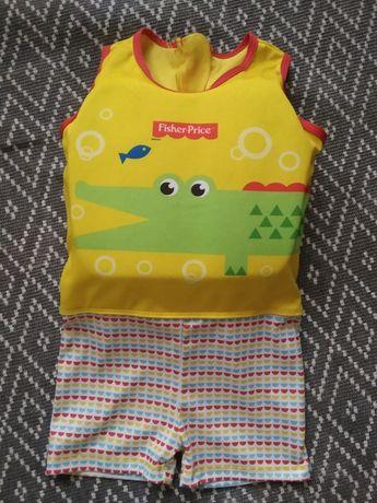 Piankowy strój do pływania dla dziecka