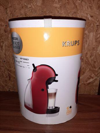 Капсульная кофеварка KRUPS Piccolo Dolce Gusto