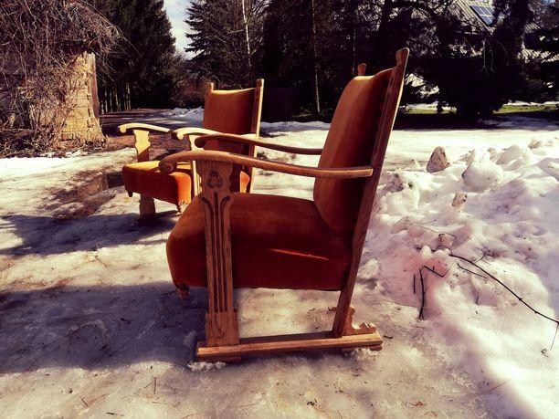 Fotele odnowione
