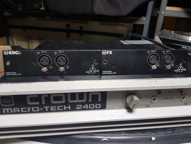Оригинальный усилитель Crown Macro-tech 2400