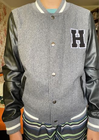 Куртка для подростка осень-весна