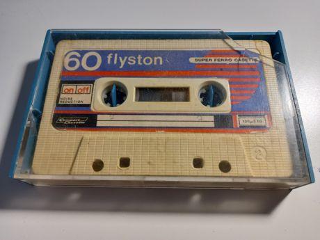 Kaseta magnetofonowa 60 flyston