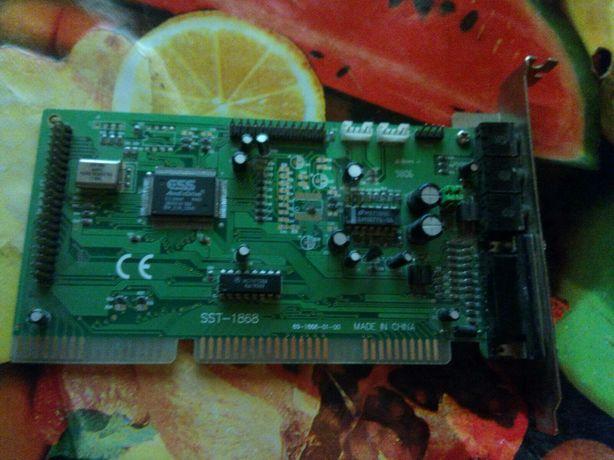 Ретро! Звуковая карта ISA AudioDrive SST-1868