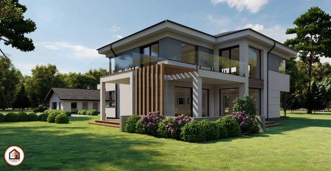 Zastanawiasz się nad dopasowaniem koloru dachu? Wizualizacje elewacji