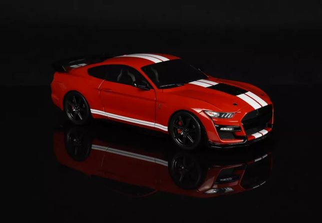 Ford Shelby Mustang Solido 1:18 jak nowy