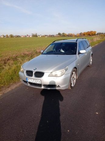 BMW E61 525D 2004r
