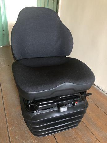 Fotel, siedzenie pneumatyczne KAB 85