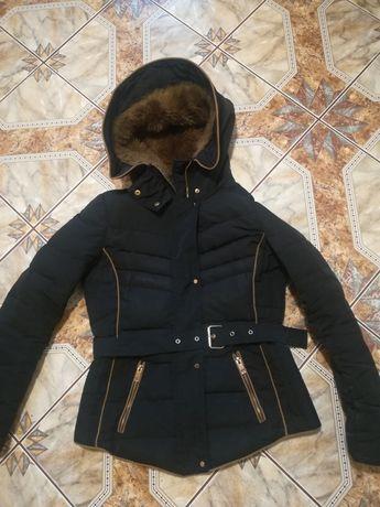 Kurtka zimowa taliowana Zara