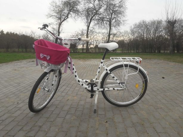 Rower dziewczęcy (rezerwacja)