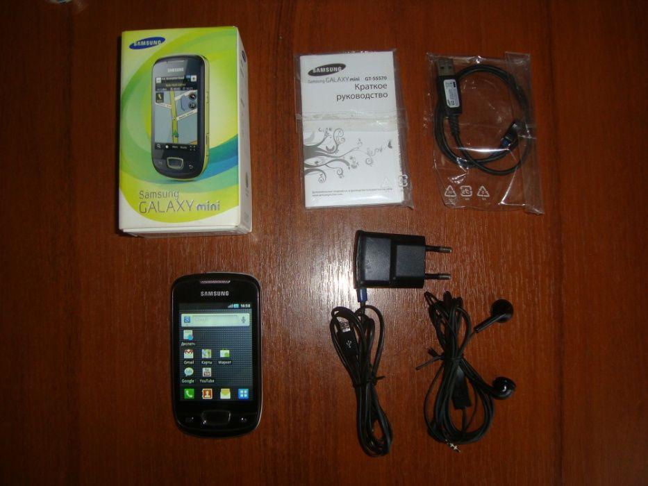 Смартфон Samsung Galaxy mini Макеевка - изображение 1