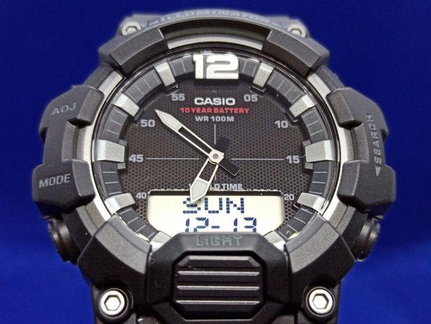 Casio HDC-700-1AVEF Ana/Digi - Novo e Original