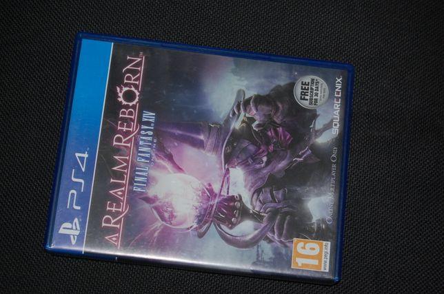 Gra Ps4 Arealm Reborn Final Fantasy XIV