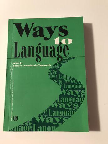 Ways to Language