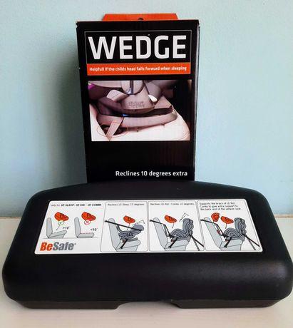 Cunha de reclinação / ajuste de ângulo (Wedge), da Besafe