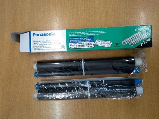 Folia do faksu Oryginalny Panasonic KXFA52X Rolka termotransferowa