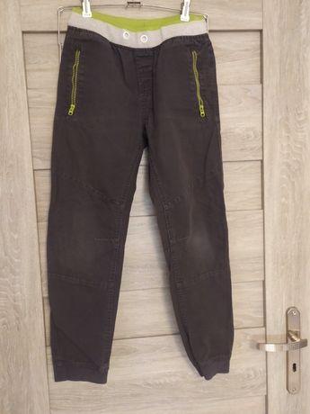 Spodnie szare cool club rozmiar 152