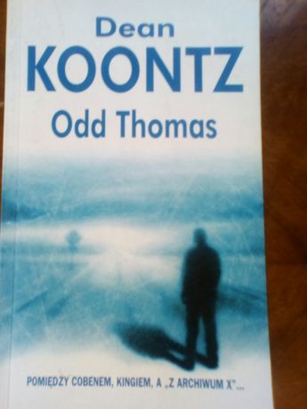 "Dean Koonz ""Odd Thomas"""