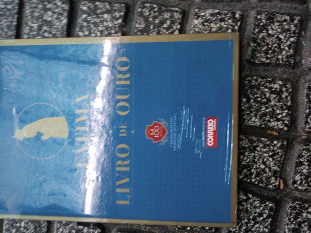 Livro de ouro de Fátima