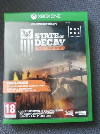 Gra Xbox one s State Decay