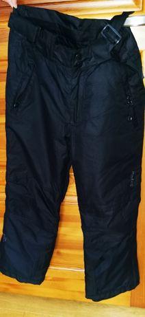 Spodnie chłopięce narciarskie 152cm