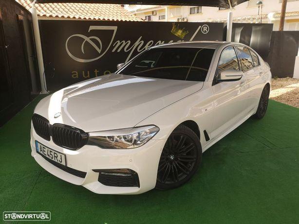 BMW 520 d  Auto Pack M