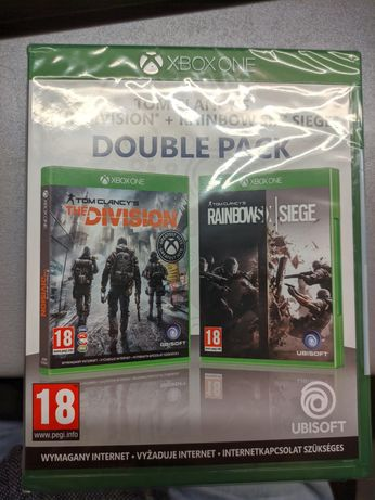 Division + Rainbow Six Siege Double Pack Xbox One