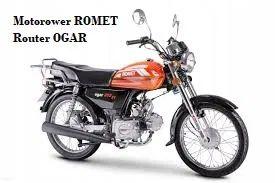 ROMET Router OGAR 202 FI Skuter,motorower,motocykl,serwis,naprawa