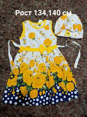 Платье на девочек.