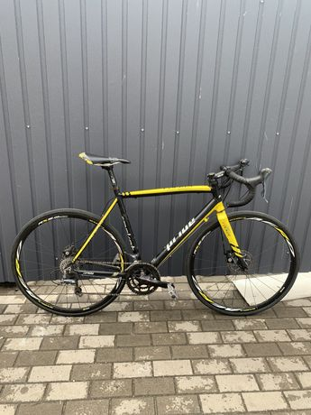 Велосипед pride rocket gravel claris M 56 гревел циклокросс шоссейник