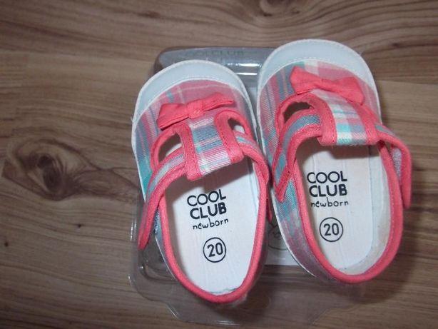 Buciki letnie dla dziewczynki Cool Club rozm.20