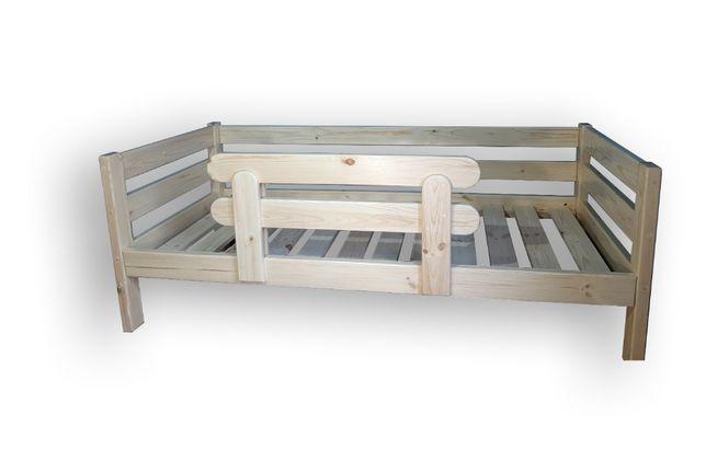 Кровать из натурального дерева Нота односпальная комфот+безопасность.
