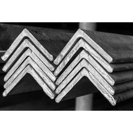 Уголок стальной металлический 50х50х4