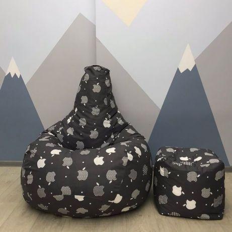 Крісло Груша Мішок Кресло мешок подушка пуф ОПТ сезонная распродажа