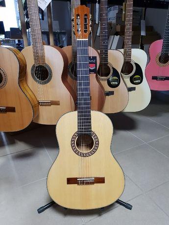 Nowa gitara klasyczna Ever Play Taiki Zebra 4/4 sklep Pszczyna
