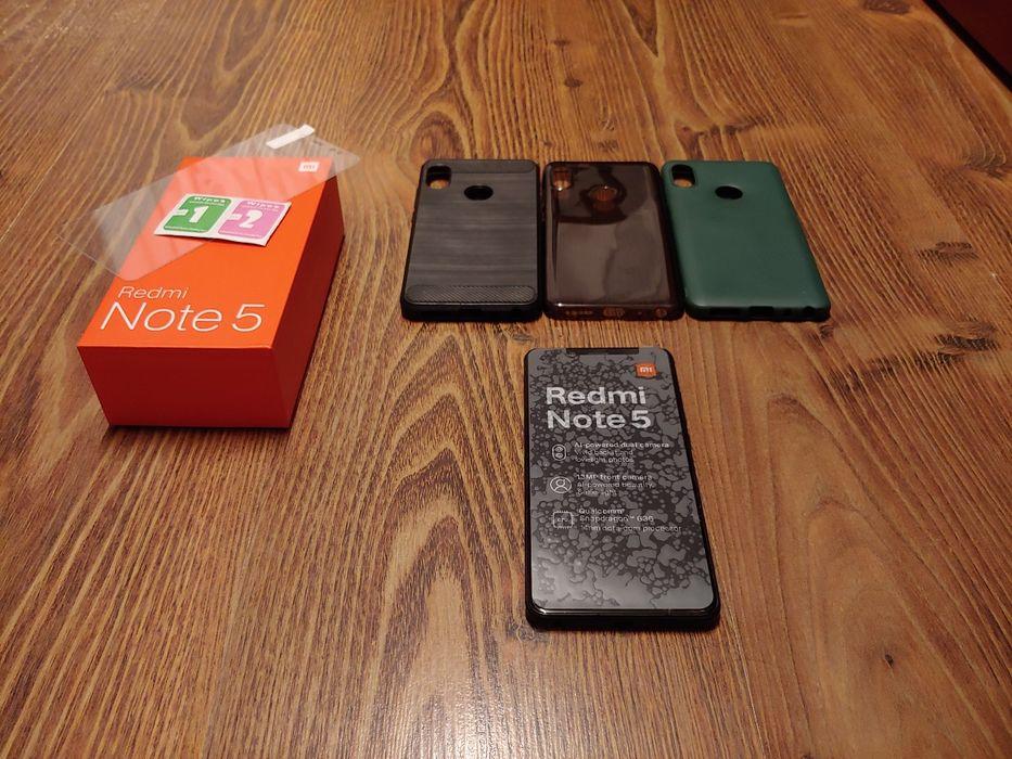 Xiaomi redmi note 5 Łęczna - image 1