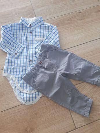 body i spodnie 74