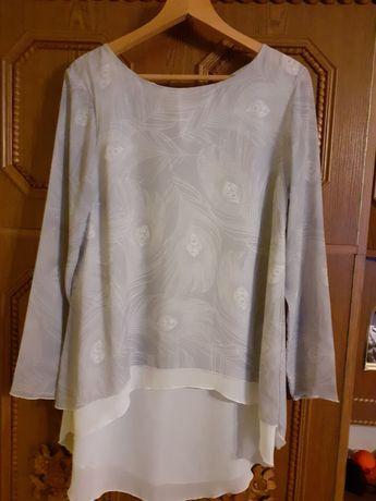 Bluzka damska rozmiar 40 - 42 założona dwa razy.
