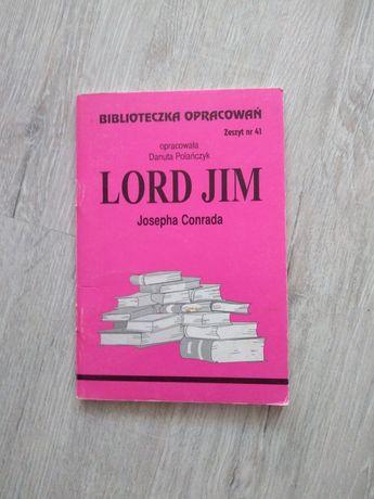 Lord Jim. Opracowania