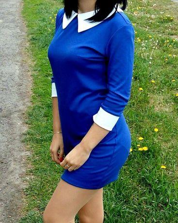 Сукня, платье синего цвета