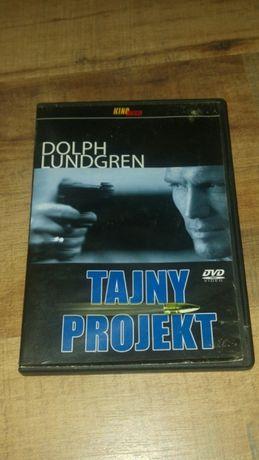 Tajny projekt -film dvd