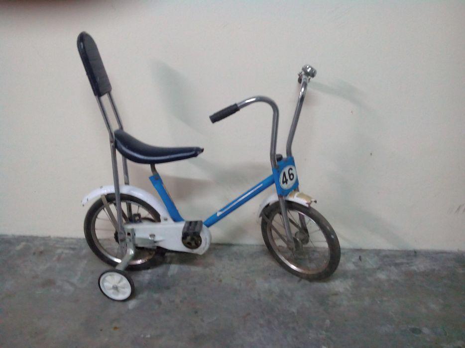 Triciclo sobrinca / bicicleta chopper be be car Porto - imagem 1