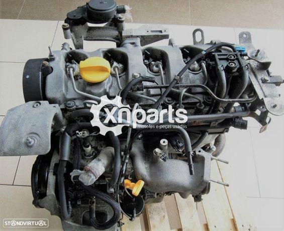 Motor CHEVROLET CAPTIVA 2.0 D   10.06 -  Usado REF. Z20S