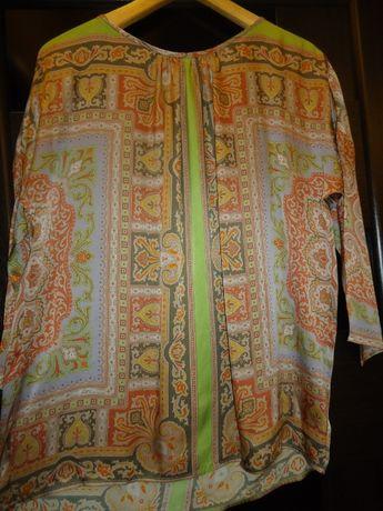 Блуза рубашка Massimo Dutti Etro Blumarine Baker Twin-Set