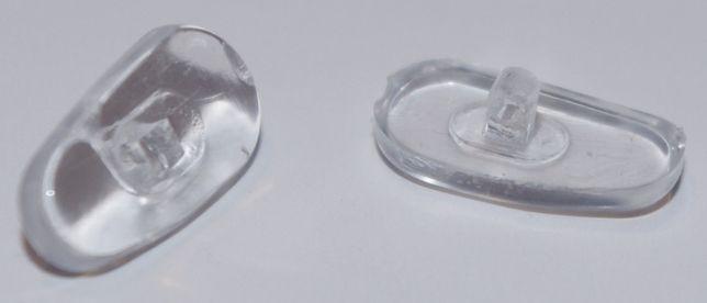 Noski silikonowe do okularów, wymiary 7mm x 13mm