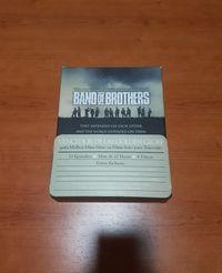 BAND OF BROTHERS: Irmãos de Armas (Tom Hanks/Steven Spielberg) Box HBO