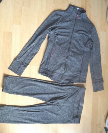 Nowy dres H&M, fitness ,siłownia spodnie 3/4 Polecam